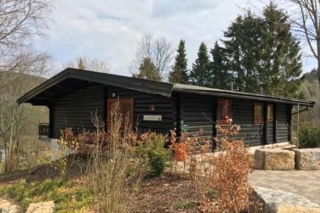 DEFU Gruppenhaus im Hochsauerland für Kindergruppen