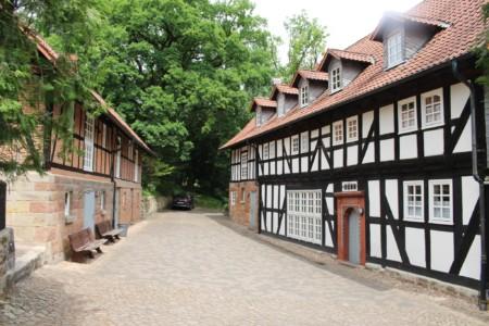 Das Freizeitheim Largesberg in Deutschland.