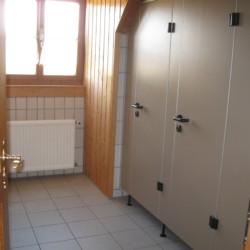Sanitär im Freizeitheim Ering für Kinder und Jugendliche in Bayern