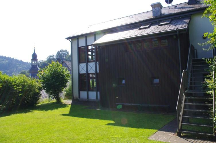 Das Gruppenhaus Jugendhaus Monschau für barrierefreie Gruppenreisen in Deutschland.