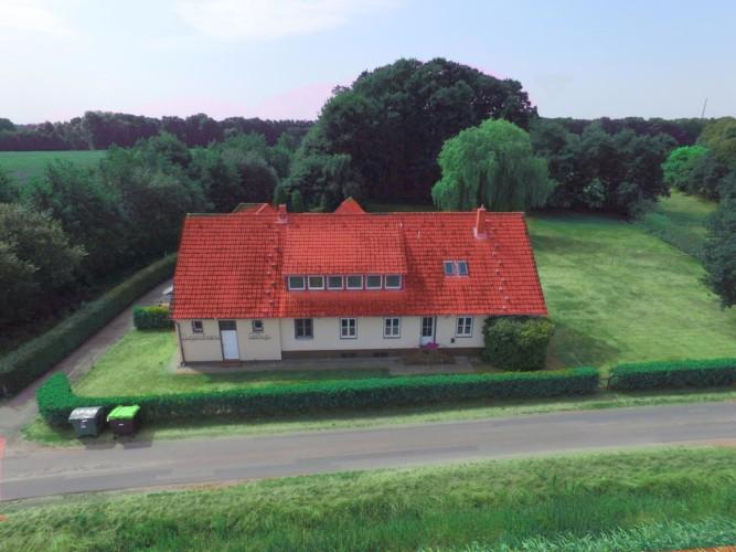 Das deutsche Gruppenhaus Freizeitheim Settrup für Kinder und Jugendreisen in Niedersachsen.
