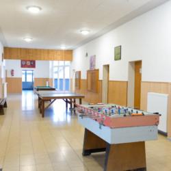 Gruppenraum im Kinderfreizeitheim Tannenheim in Deutschland