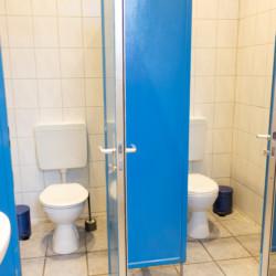 Sanitär im Freizeitheim Tannenheim für Kinder