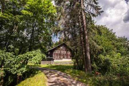 Das Freizeitheim Waldmichl für Kinderfreizeiten im Bayerischen Wald zum Wandern