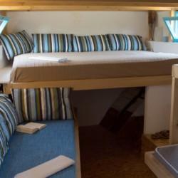 GRK1 Bootshaus im griechischen Feriencamp für Jugendfreizeiten direkt am Meer