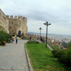 Thessaloniki beim griechischen Feriencamp für Jugendfreizeiten direkt am Mittelmeer