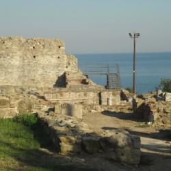 Umgebung vom griechischen Feriencamp für Jugendfreizeiten direkt am Mittelmeer