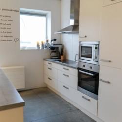 Küche im holländischen Freizeitheim Ceulemans für Jugendliche