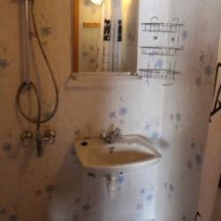 anitäre Anlagen, Duschen und Toiletten im norwegischen Gruppenhaus Omlid