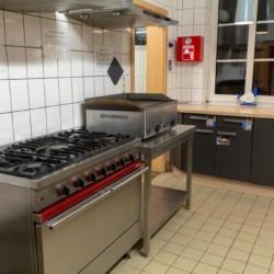Küche im Kinderfreizeitheim Burlage für integrative Freizeiten