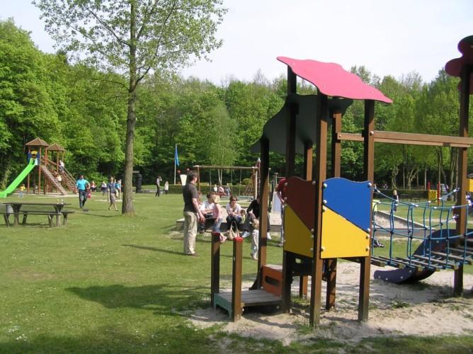 Das Gelände desGruppenhauses De Appelhof in den Niederlanden.