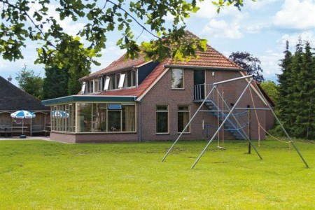 Das niederländische Gruppenhaus Doevehuis.