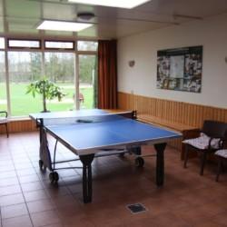 Die Ausstattung des Gruppenhauses Eelink in den Niederlanden.