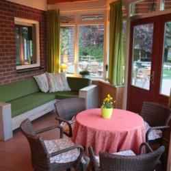 Ein weiterer Aufenthaltsbereich im Gruppenhaus Eelink in den Niederlanden.