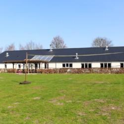 Das niederländischen Freizeitheim Schaapskooi mit viel Platz.