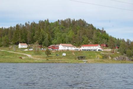 Das Freizeitheim Undeland in Norwegen.