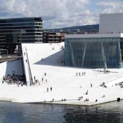 Oslo ist von norwegischen Freizeitheimen teilweise gut zu erreichen.