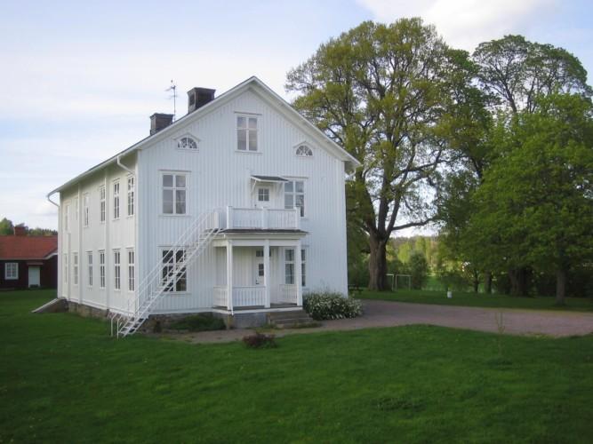Das Gruppenhaus Berga Gård in Schweden.