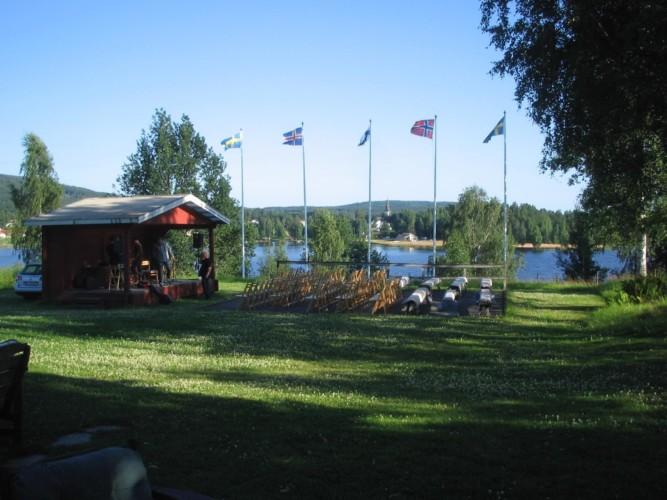 Das schwedische Gruppenheim Berga Gård bietet umfangreiche Freizeitangebote.