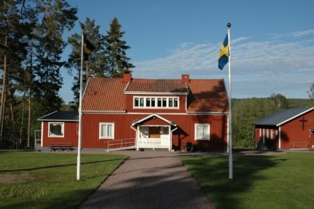 Das Freizeitheim Broddetorp in Schweden.