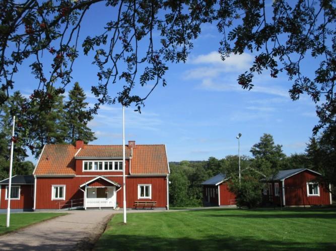 Das Gruppenhaus Broddetorp in Schweden.