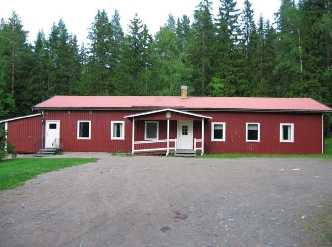 Das schwedische Freizeithaus Gussjöstugan für Kinder und Jugendreisen.