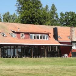 Das Freizeitheim Munkaskog in Schweden.