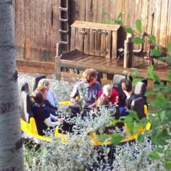 Der Freizeitpark in Göteborg ist ein beliebtes Ausflugsziel vom Gruppenhaus Munkaskog aus.