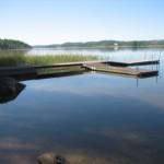 schwedisches Gruppenhaus direkt am See Östgötagården Gruppenhäuser und Freizeitheime in Schweden