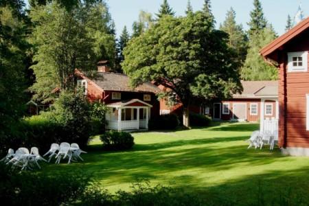 schwedisches Freizeitheim Skoglundsgarden für Jugendfreizeiten