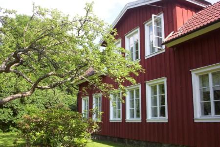 schwedisches Gruppenhaus Sörgården i Köping für Jugendfreizeiten