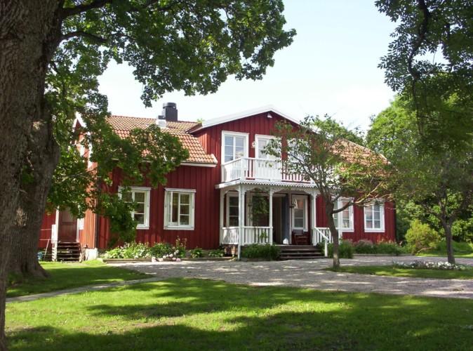 schwedisches Freizeitheim Sörgården i Köping für Jugendfreizeiten