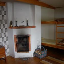 Seehütte im schwedischen Freizeithaus Gussjöstugan für Kinder und Jugendreisen.