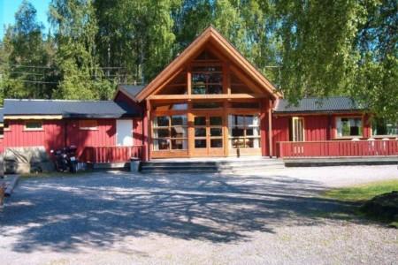 orwegisches Freizeitheim Vatnar Leirsted für Jugendfreizeiten