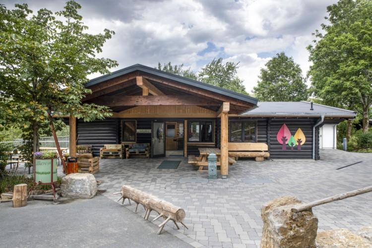 Das Freizeithaus Fuchsbau für Kinder und Jugendreisen in Deutschland.