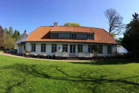 Das Freizeithaus Hulemosegård in Dänemark für Gruppenreisen.