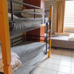 Zimmer im niederländischen Gruppenhaus Doevehuis