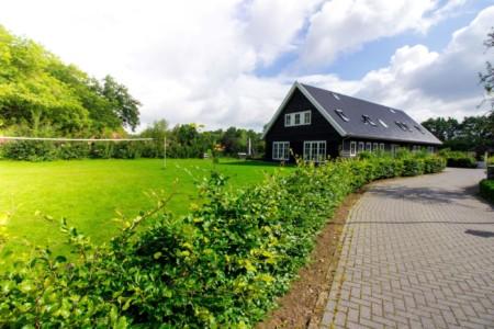 Das Gruppenhaus de Reggehoeve in den Niederlanden.