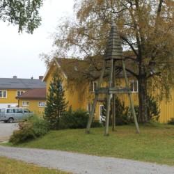Das norwegische Freizeitheim für Jugendfreizeiten Haraset.
