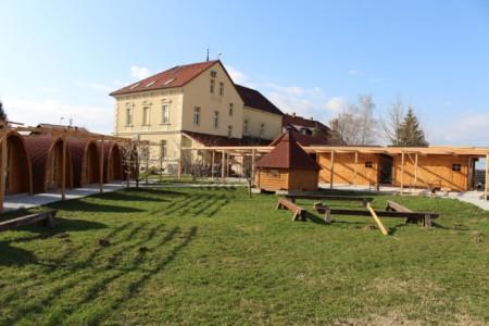 Das Gruppenhaus Ljutomer in Slowenien.