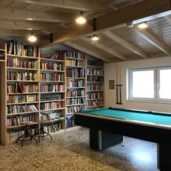 defu Ausstattung im Haus Fuchsbau in Deutschland.