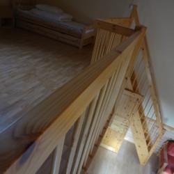 Zugang Hems im Gruppenhaus Ognatun Norwegen Zusatzapartment