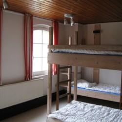 Mehrbettzimmer im Christlichen Freizeitheim Seeste