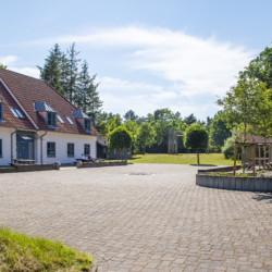 Das dänische Gruppenhaus Tydal für Kinder und Jugendfreizeiten.