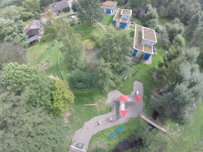 Das Freizeitheim Forsthaus Eggerode im Harz in Deutschland für Kinderfreizeiten